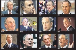 Bloomberg Through the Years